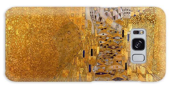 Adele Bloch Bauers Portrait Galaxy Case by Gustive Klimt