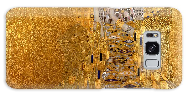 Adele Bloch Bauers Portrait Galaxy Case