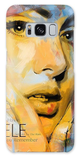 Adele Galaxy S8 Case - Adele by Corporate Art Task Force