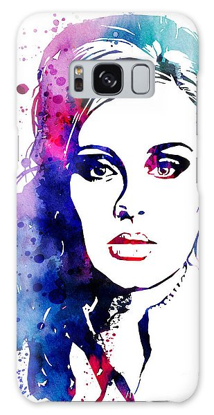 Adele Galaxy S8 Case - Adele by Watercolor Girl