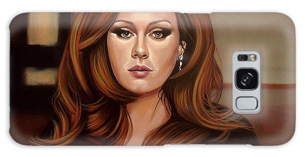 Cd Galaxy Case - Adele by Paul Meijering