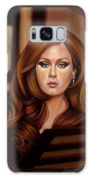 Rhythm And Blues Galaxy S8 Case - Adele by Paul Meijering