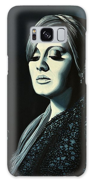 Rhythm And Blues Galaxy Case - Adele 2 by Paul Meijering