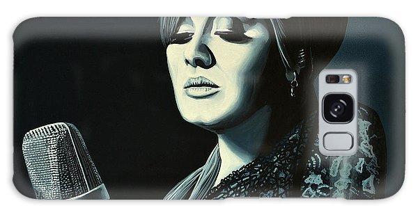Cd Galaxy Case - Adele 2 by Paul Meijering