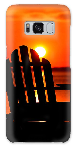 Adirondack Days End Galaxy Case