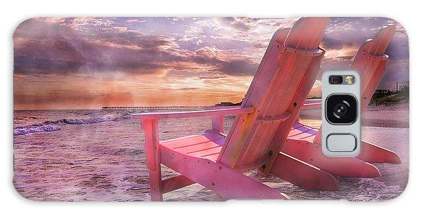 Adirondack Chair Galaxy Case - Adirondack Duo by Betsy Knapp