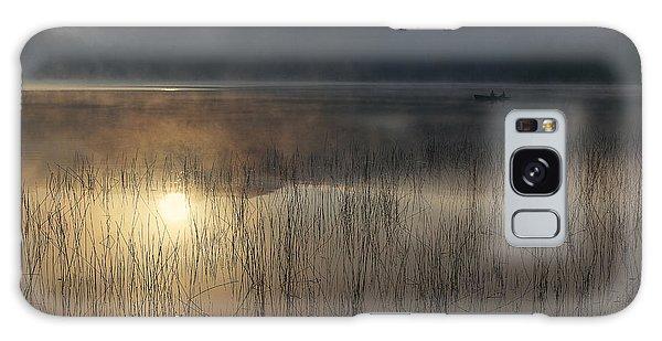 Sunrise Galaxy Case - Adirondack Sunrise by Magda  Bognar
