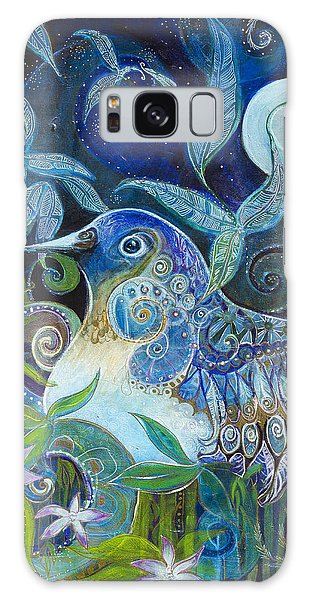 Admiration Galaxy Case by Leela Payne