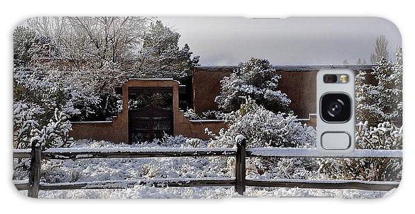 Adobe Snow Galaxy Case by Gina Savage
