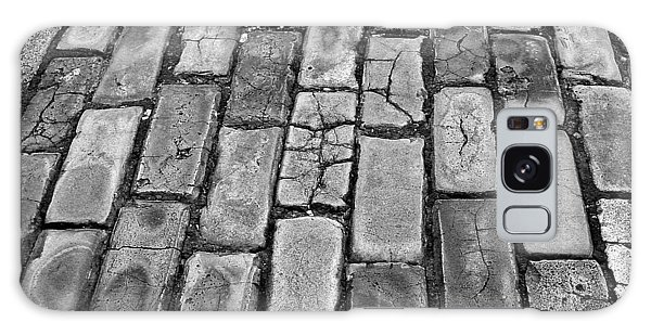 Adoquines - Old San Juan Pavers Galaxy Case