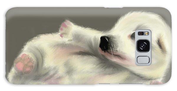 Adorable Pup Galaxy Case