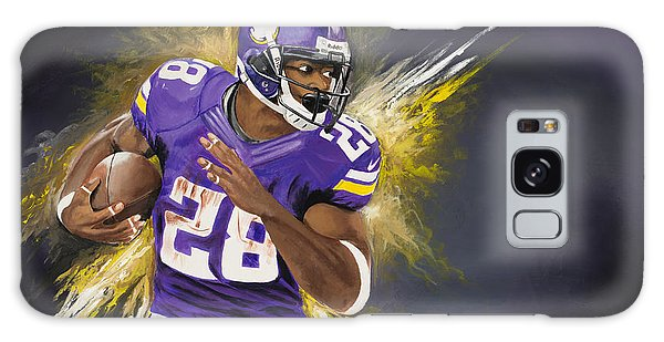 Adrian Peterson Galaxy Case