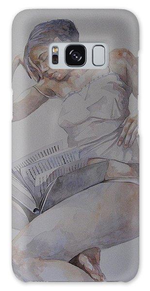 Adriana Galaxy Case by Ray Agius
