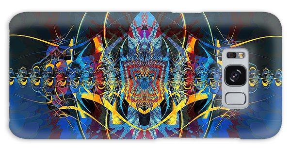 Adrift Galaxy Case by Jim Pavelle