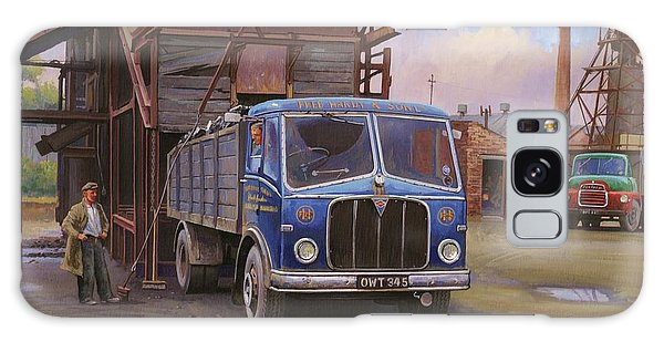 Aec Mercury Tipper. Galaxy Case by Mike  Jeffries