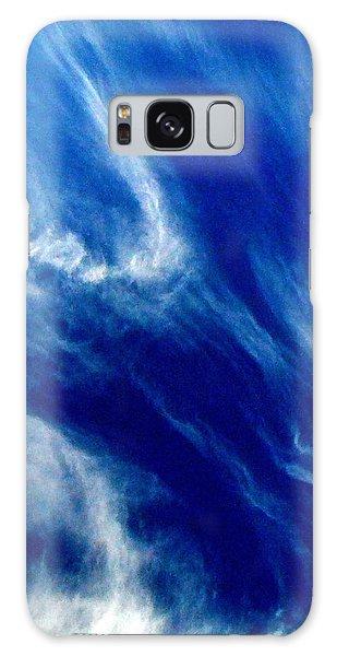 Aerial Ocean Galaxy Case by Carlee Ojeda