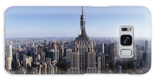Aerial View Of A Cityscape, Empire Galaxy Case