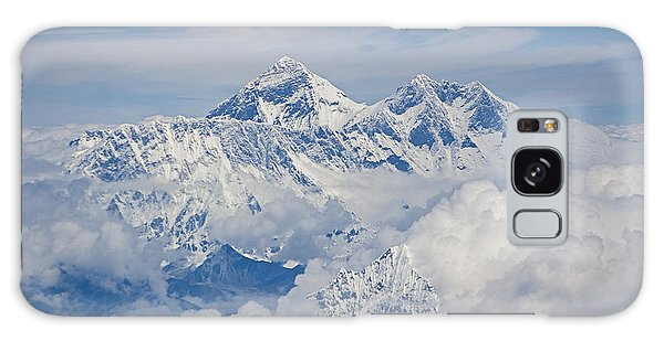 Aerial View Of Mount Everest, Nepal, 2007 Galaxy Case