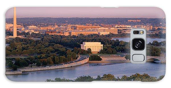 Aerial, Washington Dc, District Of Galaxy Case