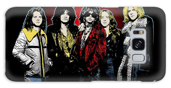 Aerosmith - 1970s Bad Boys Galaxy Case by Epic Rights