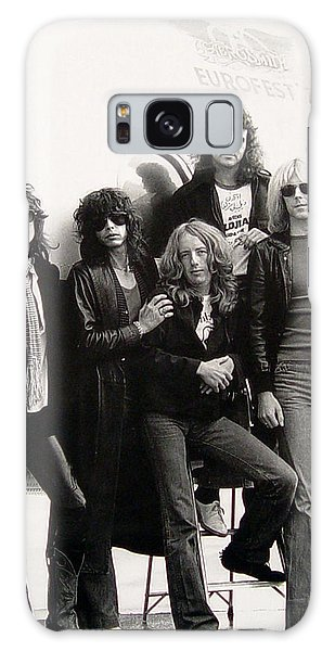 Aerosmith - Eurofest Jet 1977 Galaxy Case by Epic Rights
