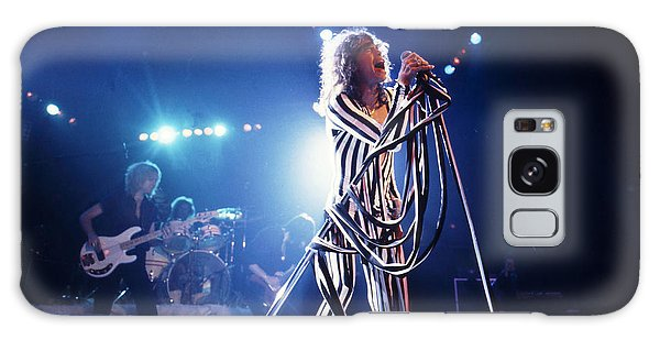 Aerosmith - Pinstripes And Love Bites 1970s Galaxy Case by Epic Rights