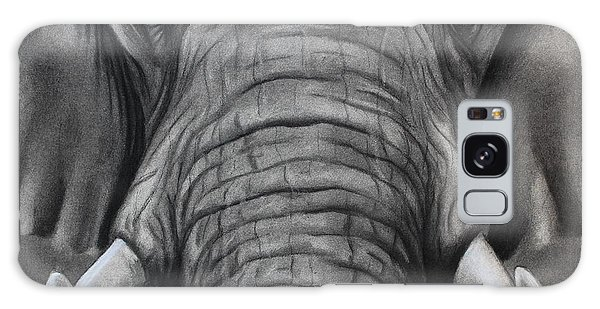 African Elephant Galaxy Case