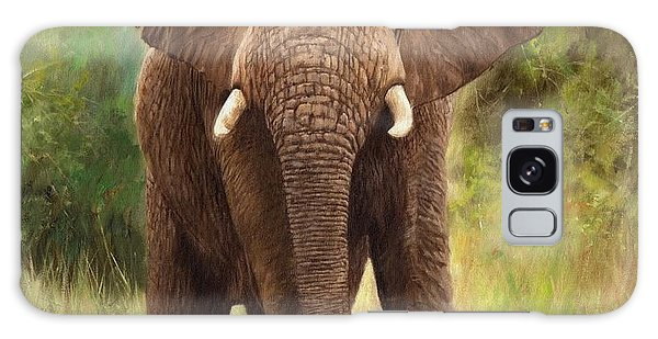African Elephant Galaxy Case