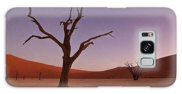 National Park Galaxy Case - African Lullaby by Mc