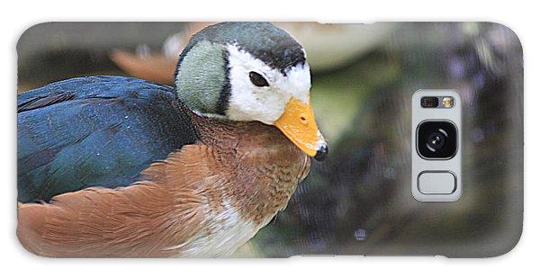 African Pygmy Goose Galaxy Case