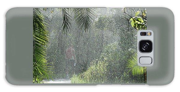African Rain Galaxy Case