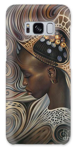African Spirits II Galaxy Case