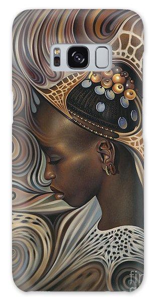 Earth Galaxy Case - African Spirits II by Ricardo Chavez-Mendez