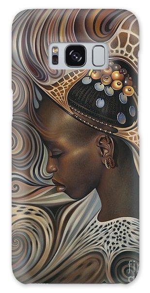 African Spirits II Galaxy Case