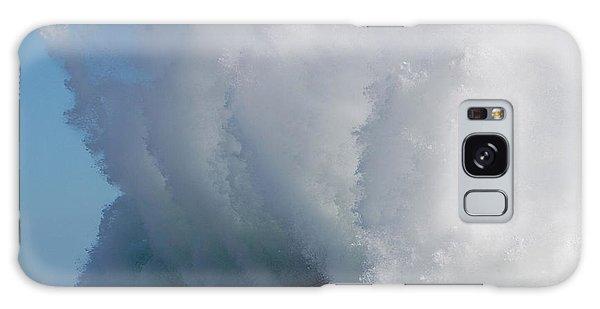 African Waves I Galaxy Case