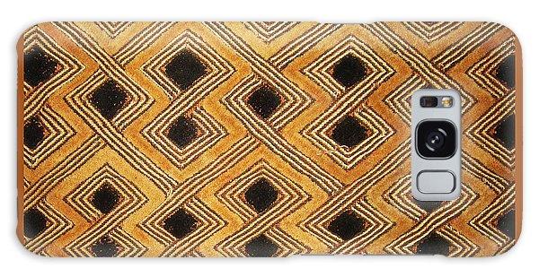 African Zaire Congo Kuba Textile Galaxy Case