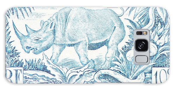 Afrique Rhino Galaxy Case