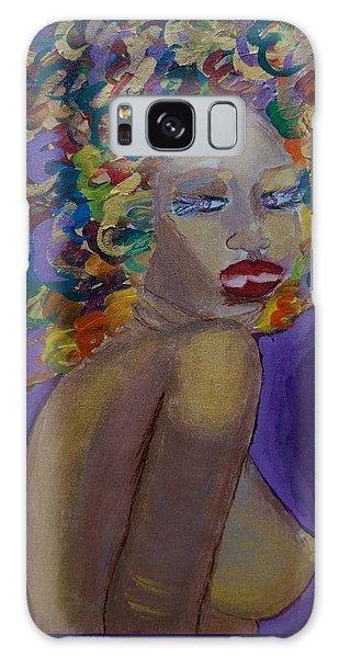 Afro-chic Galaxy Case by Apanaki Temitayo M