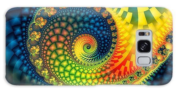 After The Rain-fractal Art Galaxy Case