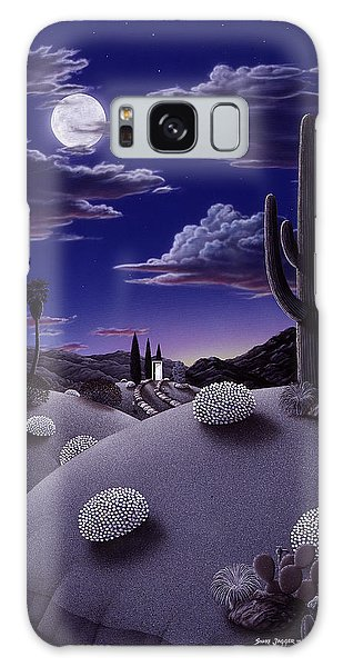 Desert Galaxy S8 Case - After The Rain by Snake Jagger
