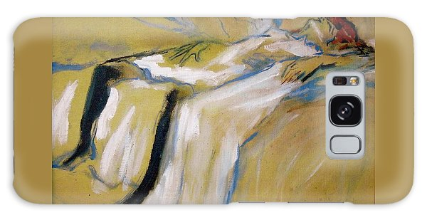 after Toulouse Lautrec Galaxy Case by Jodie Marie Anne Richardson Traugott          aka jm-ART