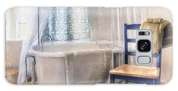 Breeze Galaxy Case - Afternoon Bath by Scott Norris