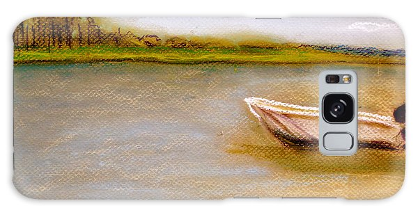 Tybee Island Afternoon On Alley 3 Galaxy Case