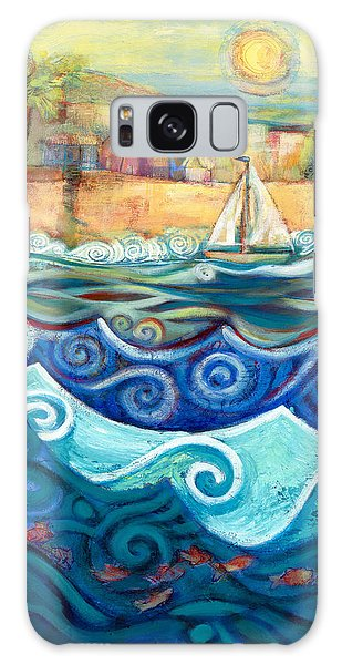 Afternoon Sail Galaxy Case