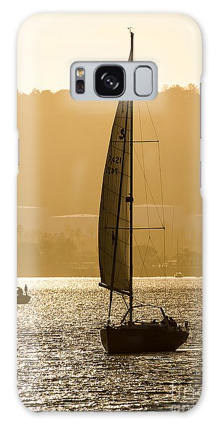 Afternoon Sails A2892 Galaxy Case