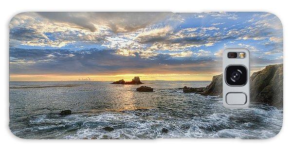 Afternoon Sky In Laguna Beach Galaxy Case