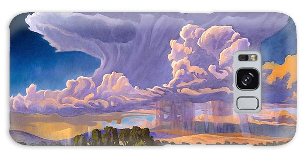Afternoon Thunder Galaxy Case