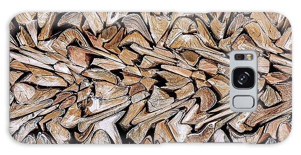 Texture Galaxy Case - Against The Grain by Wayne Pearson