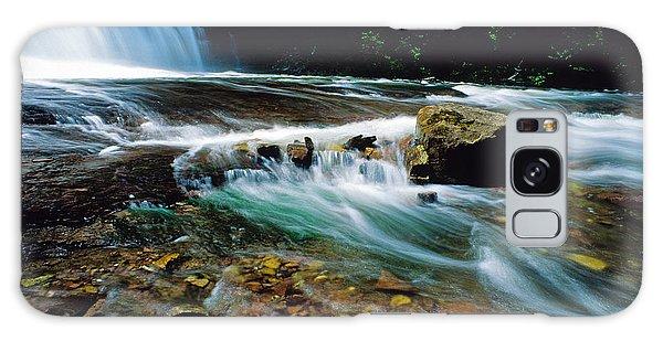 Agate Falls In U.p. Galaxy Case by Dennis Cox WorldViews