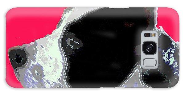Agatha 1 Galaxy Case by Sally Simon